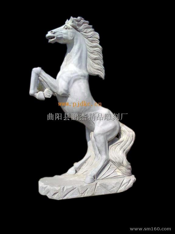 【供应马雕塑】雕刻工艺品批发价格