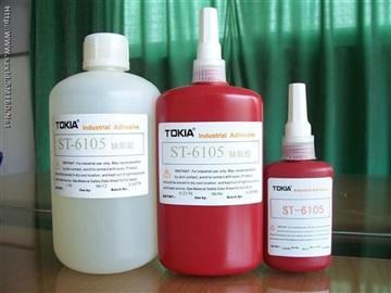 供应ST-6105缺氧胶、厌氧胶、螺丝胶水、轴承固定胶