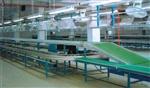 皮帶輸送裝配生產流水線