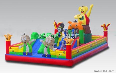 供应手摇船,拱门,儿童乐园,行走卡通