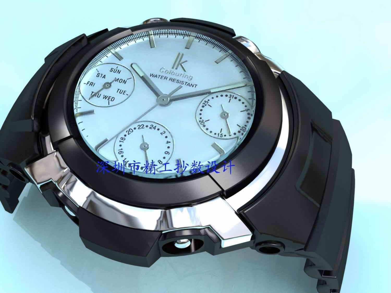 【供應手表抄數設計】平面設計批發價格