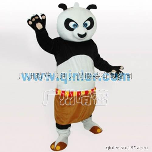 西宁市 产品关键词:                          功夫熊猫卡通人偶服装