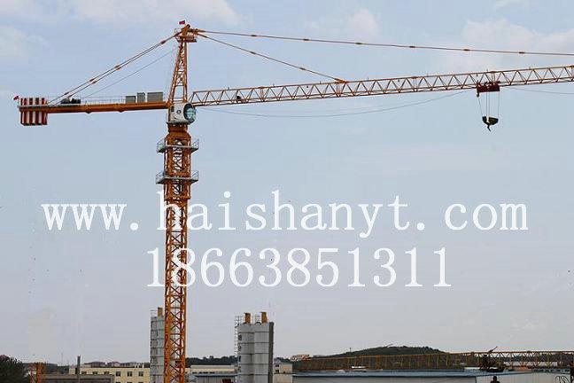 qtz315塔吊图片-烟台海山建筑机械有限公司产品相册