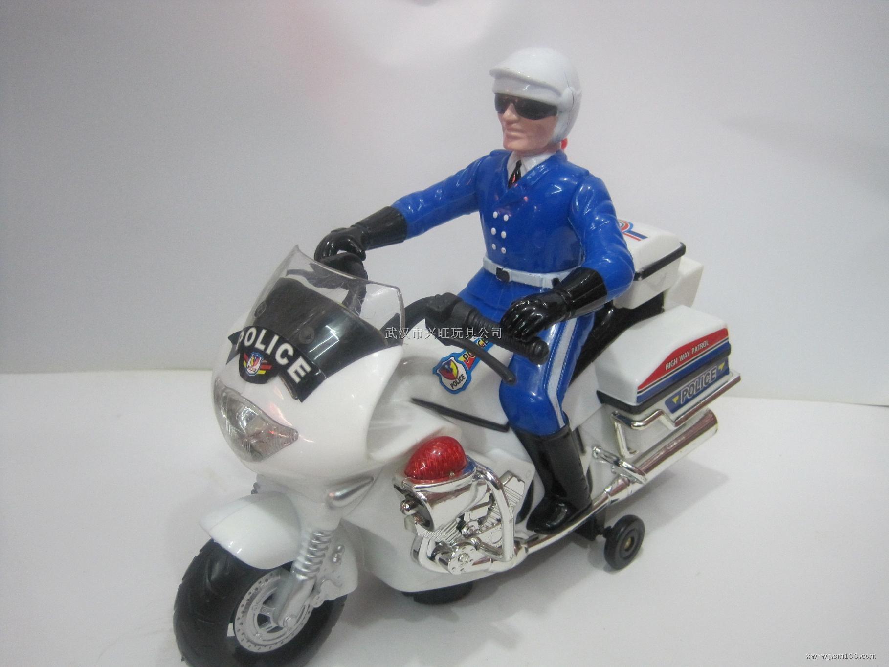 警察摩托车,电动玩具,儿童玩具,智力玩具