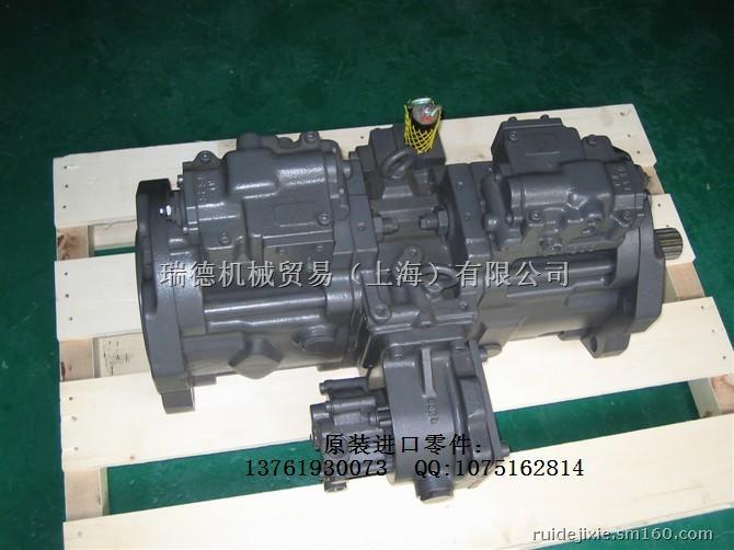 久保田挖掘机液压泵总成,回转马达总成,旋转泵总成图片