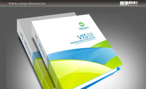 企业形象设计,vi设计--海南西部再生资源有限公司vi设计图片