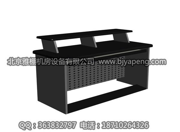 设计生产非编桌,非编操作台,钢木结构桌子,非线编系列,工作桌