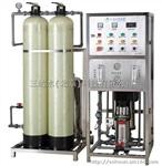 小型纯净水0.3吨每小时纯净水单级设备