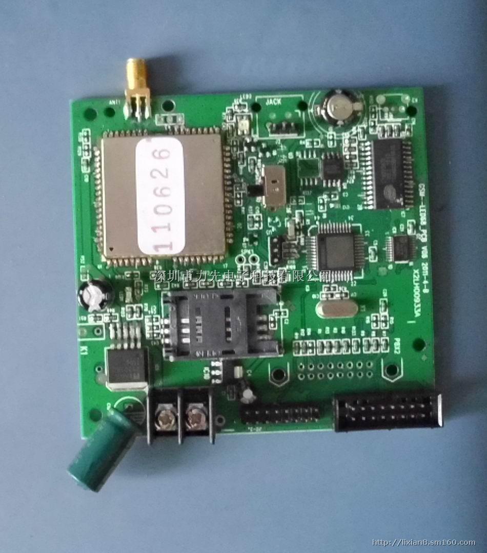 产品名称:市场上有人称:LED无线控制卡,也有人叫:GSM LED无线控制卡,还可以叫:LED短信控制卡,LED控制卡,GPRS数据传输无线LED控制卡。力先技术开发控制卡叫:LED短信控制卡(因为产品主要以短信操作指令控制)。 产品基本特点    1.控制板采用工业级的设计, 质量和性能超稳定。 n 2.