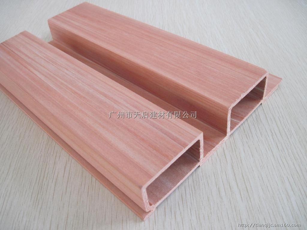 【湖南生态木吸音板 贵州生态木吸音板