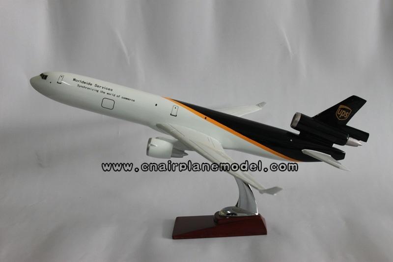 飞机模型md-11ups