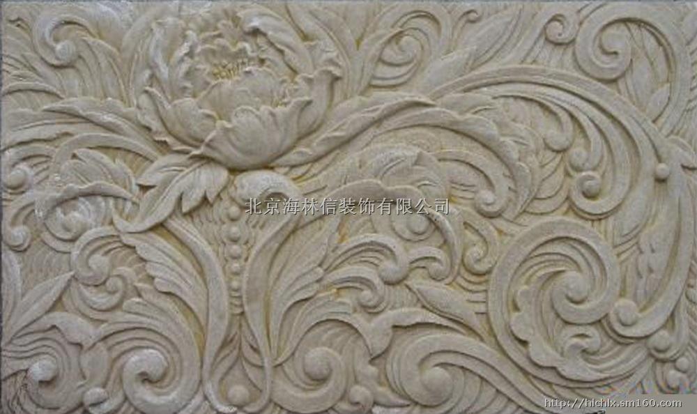 现已开发的主要产品有 砂岩欧式构件, 砂岩浮雕,镂空柱,镂空花板,艺术