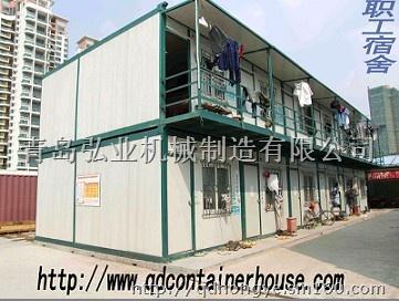 建筑租赁 青岛集装箱房屋 彩钢活动房屋