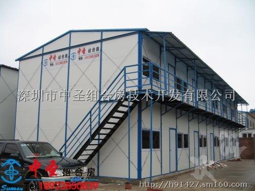 供应标准双层活动板房一流品质专业设计