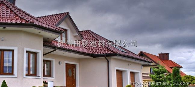 别墅房顶设计 檐沟