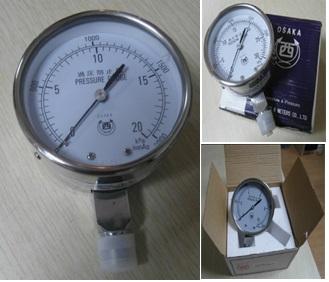 瓦斯燃气压力表,空气压力表图片