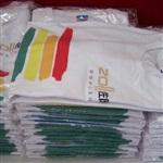 T恤工作服广告图片印刷(热转印)