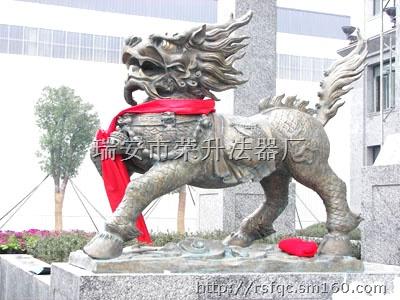 【动物景观雕塑厂家】雕塑批发价格