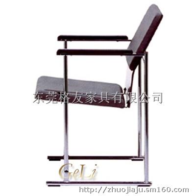 东莞办公家具丰托思542品牌培训椅班前椅设计师椅