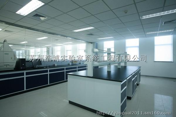 医药研发中心实验室设计 实验室装修 实验室工程