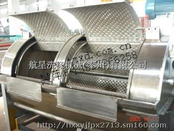 工业用洗衣机结构特点:水洗机械自动定时