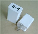 UL認證USB充電器 5V2.1a手機充電器