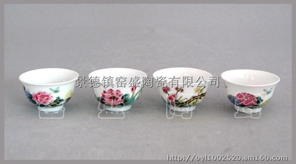手绘陶瓷碗