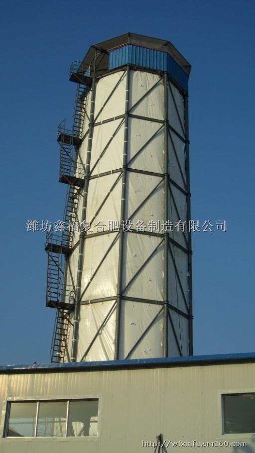 高塔造粒复合肥生产设备 复合肥生产线