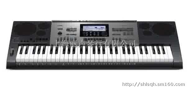 卡西欧电子琴ctk-7300键盘 61键