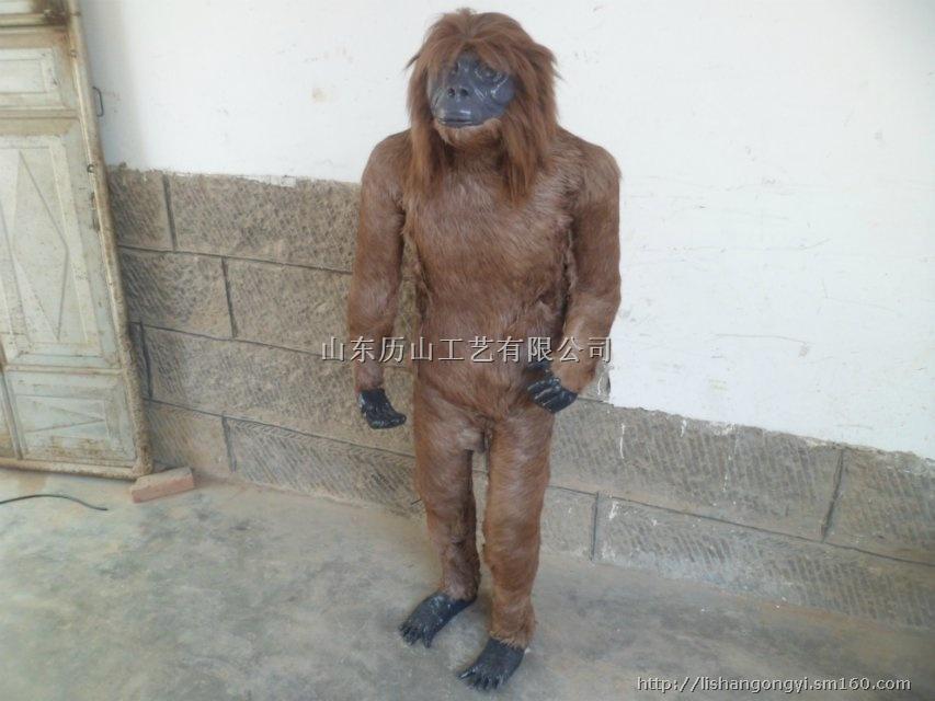 【古代仿真猿人等比例类人猿模型】其他批发价格