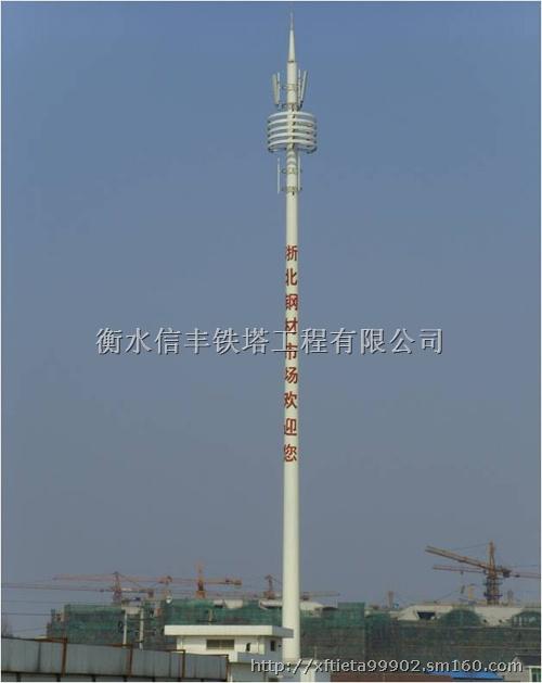 景观塔独管塔