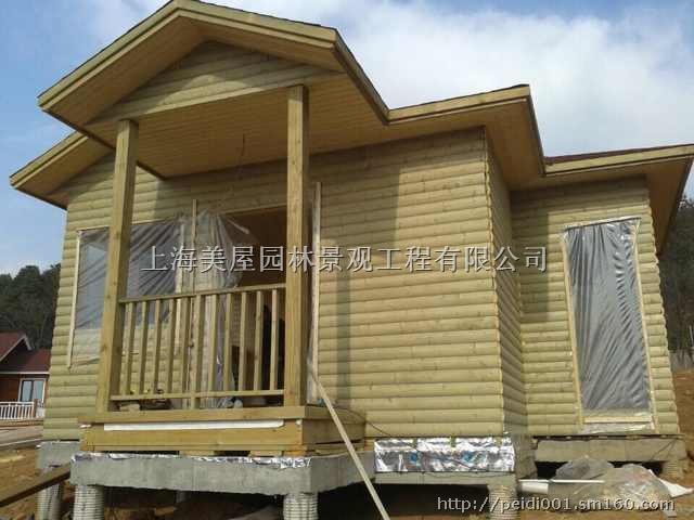 木结构房屋建筑/木结构房屋设计/木结构房屋建造