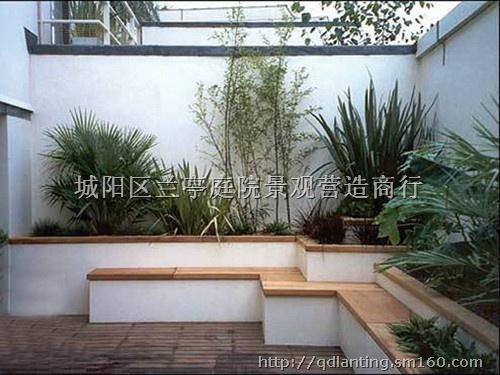 青岛庭院设计,青岛花园设计