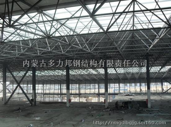 内蒙古网架,球型网架-内蒙古多力邦钢结构有限责任公