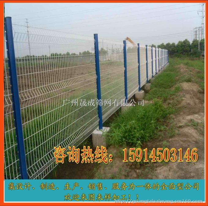 珠海机场围栏网/揭阳飞机场358防护网/防护等级高