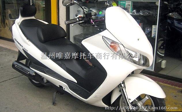 铃木an400报价 铃木踏板车摩托车厂家直销销售