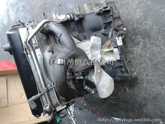 大众帕萨特拆车发动机-拆车缸盖-波箱