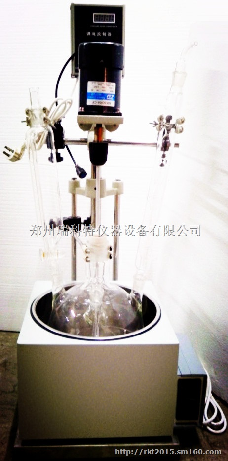 【双层玻璃反应釜】其他机械及行业设备批发价格