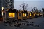 六安市: 金安区街区游乐园售卖亭手推车
