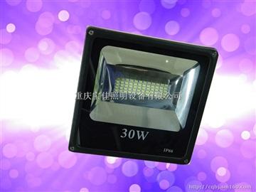 LED 足功率 投光灯 5730贴片 30W