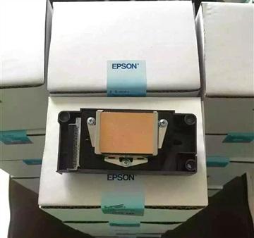 EPSON压电写真机喷头