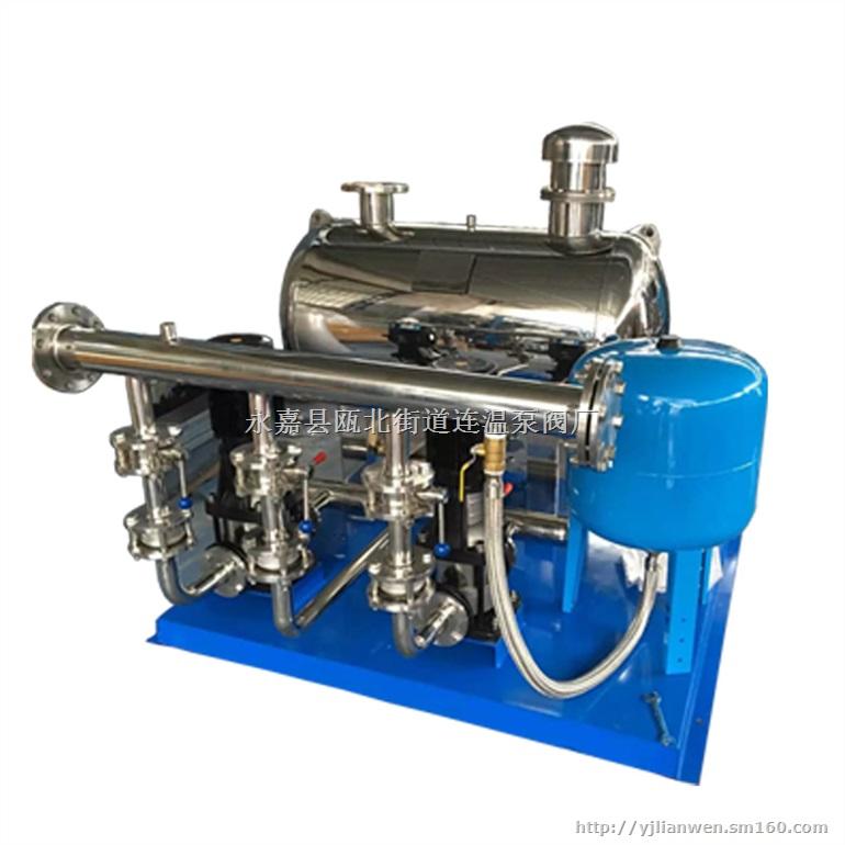 水压条件能满足无负压供水要求时,直接从市政管网取水;否则,从调节图片