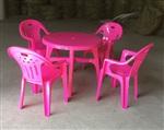 大排档塑料桌椅多少钱,大排档桌椅一套多少钱