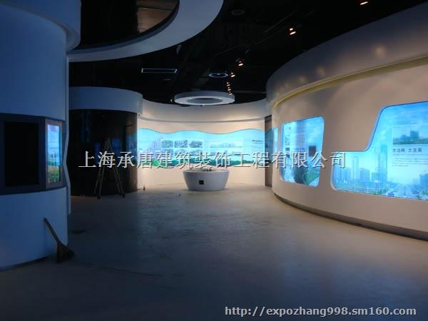上海承唐展厅设计装修公司