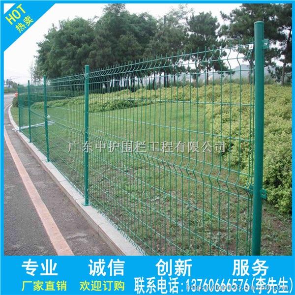 新疆果园围栏 吐鲁番水库围栏网 乌鲁木齐工地隔离网图片