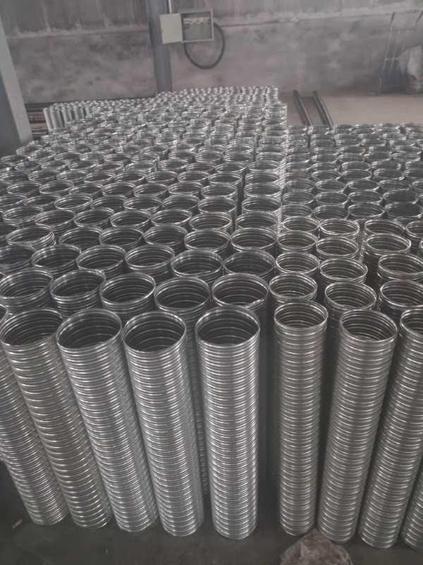 山西阳泉大型建筑基础用250mm预埋金属波纹管