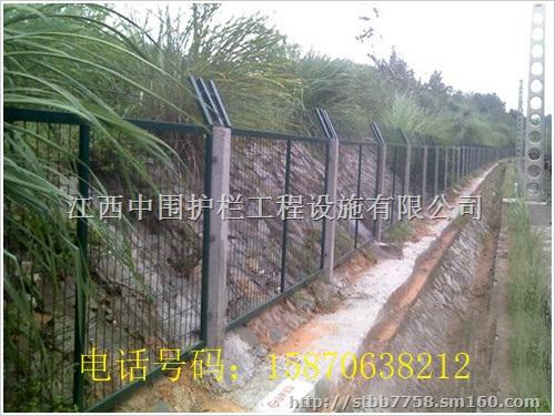 宜春桥梁铁板网防抛 宜春高速/国道/铁路铁线防护网