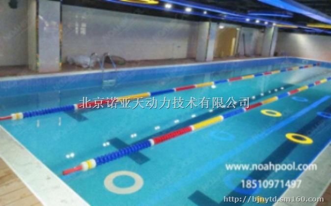 德兴健身房的游泳池