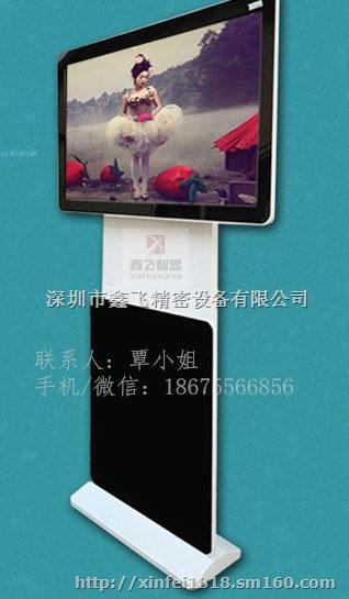 42寸立式横屏广告机/4k数字广告机/触摸查询机