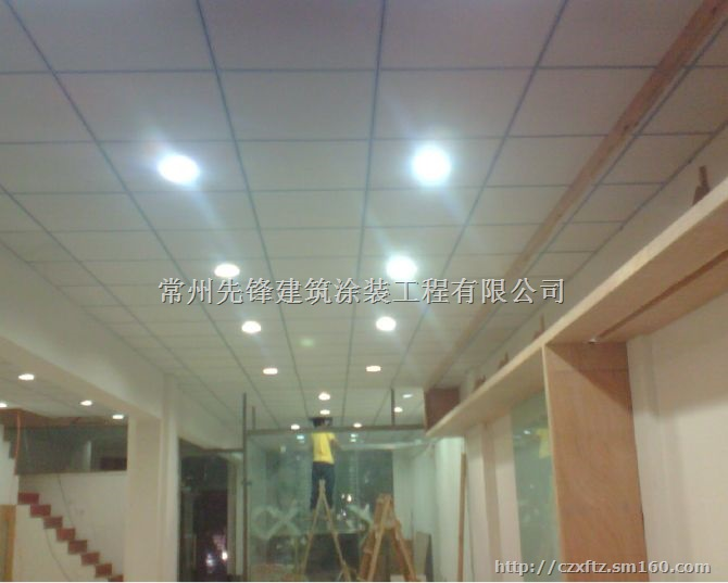 承接常州,金坛,溧阳,无锡等地铝塑板吊顶施工工程